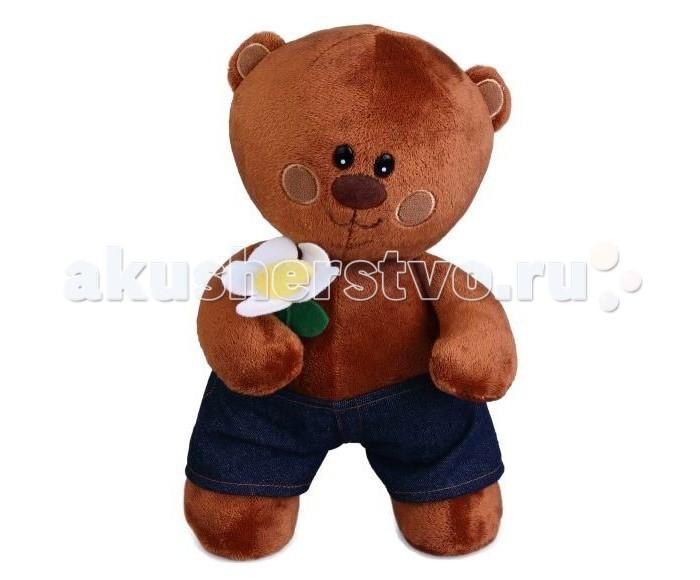 Мягкая игрушка Fluffy Family Мишка С симпатией 25 см