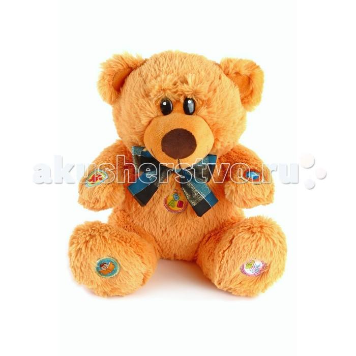 Интерактивная игрушка Fluffy Family Медвежонок Учусь играя