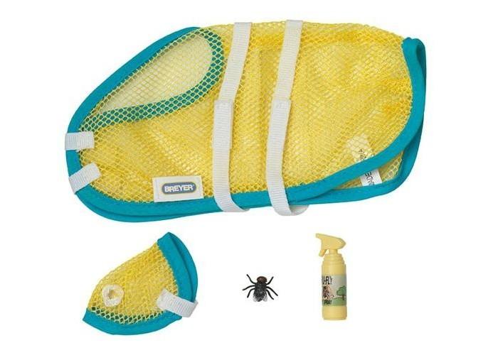 Breyer Набор Сетчатая попона с маской от насекомых