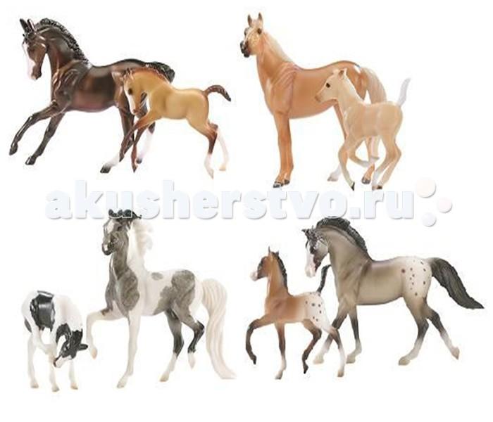 Breyer Набор лошадь и жеребенок в ассортименте
