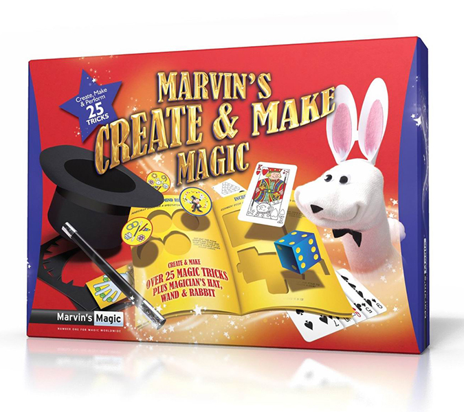 Marvin's Magic ����� �� 25 ������� ����� ������
