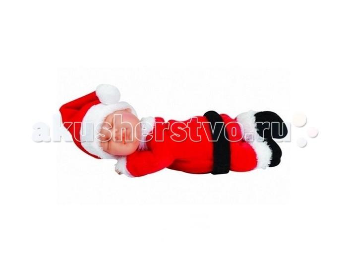 Мягкая игрушка Unimax Детки-Санта 17 смДетки-Санта 17 смМягкая игрушка Unimax Детки-Санта - это настоящие плюшевые милашки.  Мягкая завораживающая улыбка притягивает взгляд. В глазёнках светится доверчивость и открытость. Куклы одеты в мягкие пушистые костюмчики С такой игрушкой ребёнку будет хорошо помечтать, сидя где-нибудь в укромном уголке. Эта кукла станет надёжным хранителем всех детских тайн и секретов.  Дизайн игрушек разработан всемирно известным фотографом Anne Geddes.<br>