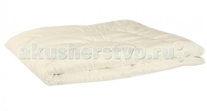 Одеяло Сонный гномик Лебяжий пухЛебяжий пухСтёганое одеяло идеально подойдет для кровати Вашего ребенка.  Материалы:  чехол - 100% хлопок наполнение – Полиэстер  Размеры:  одеяло 110х140 см<br>