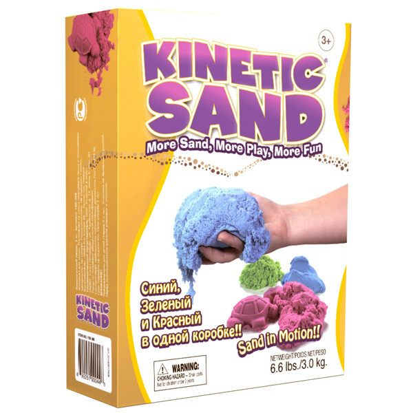 Waba Fun ����� Kinetic Sand �������