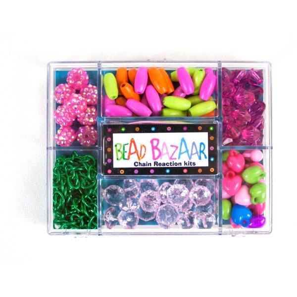 Купить Наборы для творчества Набор Цепная реакция Маракуйя 508  Наборы для творчества Bead Bazaar