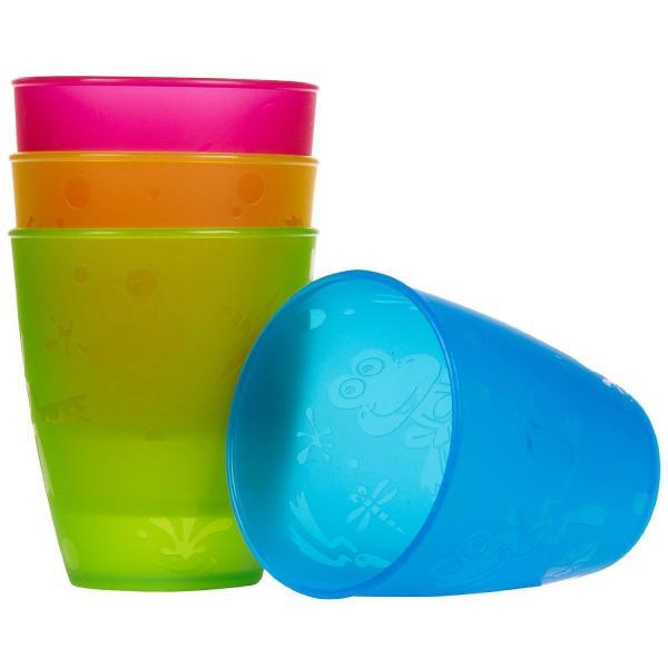 Посуда Nuby Стакан для питья 4 шт. 65662