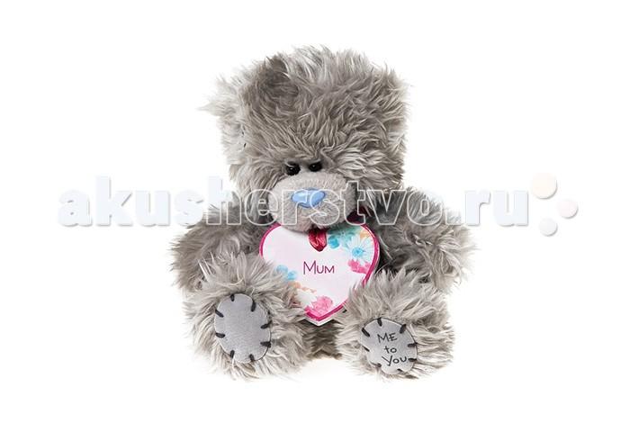 Мягкая игрушка Me to You Мишка Тедди с сердцем G01W3008 13 смМишка Тедди с сердцем G01W3008 13 смМягкая игрушка Me to You Мишка Тедди с сердцем – самый лучший подарок как для ребенка, так и для взрослого! Забавная игрушка сделана из приятного и очень мягкого плюша, безвредного для малыша. С такой милой игрушкой можно смело засыпать в кроватке или отправляться на прогулку.  Очаровательный мишка - самый лучший подарок как для ребенка, так и для взрослого!<br>
