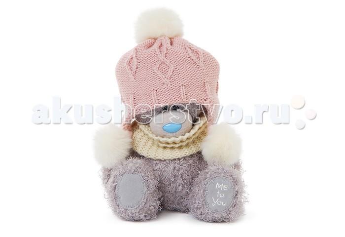 Мягкая игрушка Me to You Мишка Тедди в шапке 18 смМишка Тедди в шапке 18 смМягкая игрушка Me to You Мишка Тедди в шапке – самый лучший подарок как для ребенка, так и для взрослого! Забавная игрушка сделана из приятного и очень мягкого плюша, безвредного для малыша. С такой милой игрушкой можно смело засыпать в кроватке или отправляться на прогулку.   Очаровательный мишка - самый лучший подарок как для ребенка, так и для взрослого!<br>