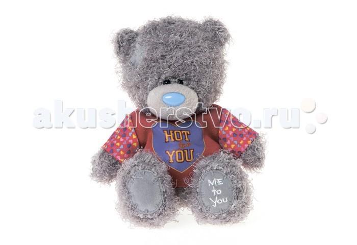 Мягкая игрушка Me to You Мишка Тедди в свитере 18 смМишка Тедди в свитере 18 смМягкая игрушка Me to You Мишка Тедди в свитере – самый лучший подарок как для ребенка, так и для взрослого! Забавная игрушка сделана из приятного и очень мягкого плюша, безвредного для малыша. С такой милой игрушкой можно смело засыпать в кроватке или отправляться на прогулку.   Очаровательный мишка - самый лучший подарок как для ребенка, так и для взрослого! Тедди дарит свою любовь и нежность многим поколениям детей и взрослых, откройте свое сердце для него.<br>