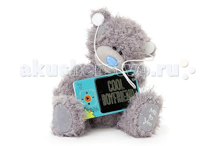 Мягкая игрушка Me to You Мишка Тедди с плеером 18 смМишка Тедди с плеером 18 смМягкая игрушка Me to You Мишка Тедди с плеером – самый лучший подарок как для ребенка, так и для взрослого! Забавная игрушка сделана из приятного и очень мягкого плюша, безвредного для малыша. С такой милой игрушкой можно смело засыпать в кроватке или отправляться на прогулку.   Очаровательный мишка - самый лучший подарок как для ребенка, так и для взрослого! Тедди дарит свою любовь и нежность многим поколениям детей и взрослых, откройте свое сердце для него.<br>