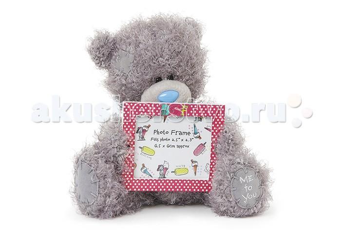 Мягкая игрушка Me to You Мишка Тедди с рамкой 18 смМишка Тедди с рамкой 18 смМягкая игрушка Me to You Мишка Тедди с рамкой – самый лучший подарок как для ребенка, так и для взрослого! Забавная игрушка сделана из приятного и очень мягкого плюша, безвредного для малыша. С такой милой игрушкой можно смело засыпать в кроватке или отправляться на прогулку.   Очаровательный мишка - самый лучший подарок как для ребенка, так и для взрослого! Тедди дарит свою любовь и нежность многим поколениям детей и взрослых, откройте свое сердце для него.<br>