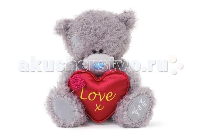 Мягкая игрушка Me to You Мишка Тедди с сердцем 25 смМишка Тедди с сердцем 25 смМягкая игрушка Me to You Мишка Тедди с сердцем – самый лучший подарок как для ребенка, так и для взрослого! Забавная игрушка сделана из приятного и очень мягкого плюша, безвредного для малыша. С такой милой игрушкой можно смело засыпать в кроватке или отправляться на прогулку.   Очаровательный мишка - самый лучший подарок как для ребенка, так и для взрослого! Тедди дарит свою любовь и нежность многим поколениям детей и взрослых, откройте свое сердце для него.<br>