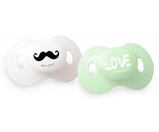 Elodie Details �������� Mustache Love 3+ ���. 2 ��.
