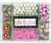 Bead Bazaar Набор Букет Розовое совершенство 928