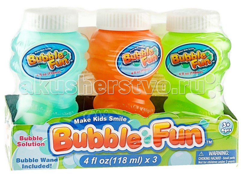 Bubble Fun ������� ������ 120 ��