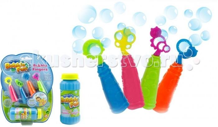 Мыльные пузыри Bubble Fun Набор для пускания мыльных пузырей DHOBB10048