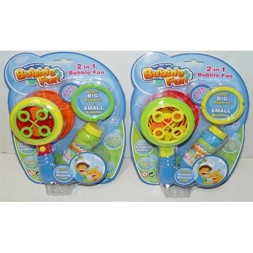 Мыльные пузыри Bubble Fun Набор для пускания мыльных пузырей Веселая вертушка