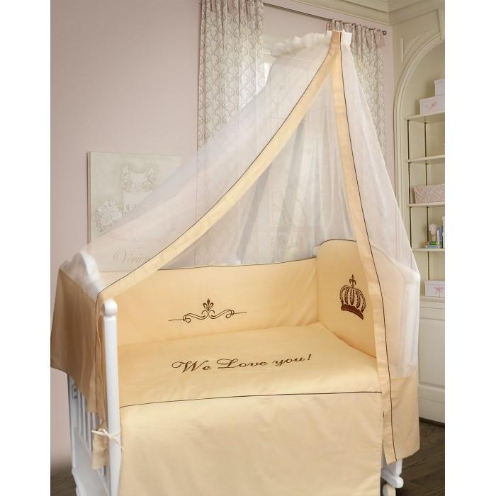 Комплект для кроватки Bombus Сонное царство (7 предметов)