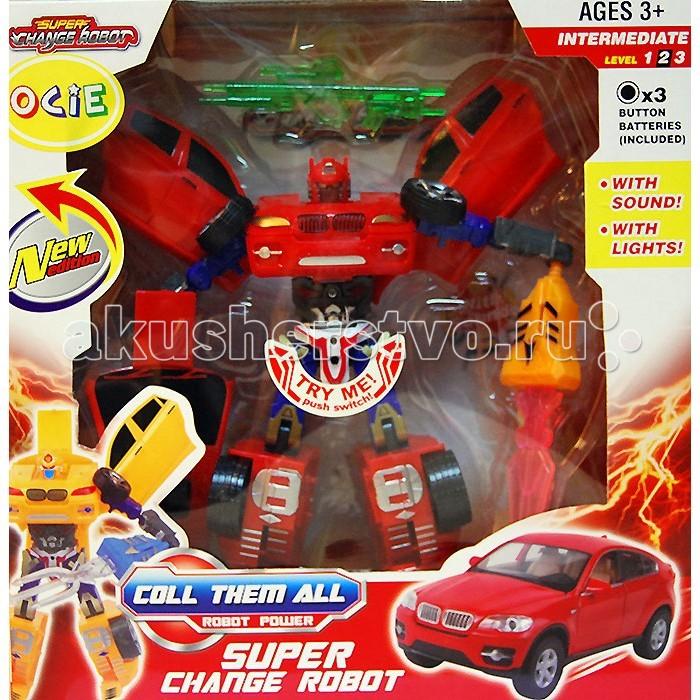 Ocie Робот-трансформер 9-13