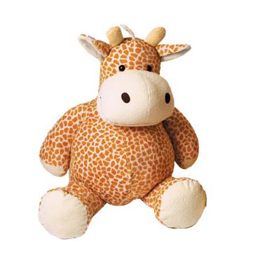 Мягкая игрушка Gulliver Жираф Гоша 23 см - GulliverЖираф Гоша 23 смМягкая игрушка Gulliver Жираф Гоша сидячий привлечет внимание любого малыша.   Она изготовлена из качественных материалов, которые абсолютно безвредны для ребенка.  Игрушка способствует развитию воображения и тактильной чувствительности у детей.  Высота: 23 см<br>
