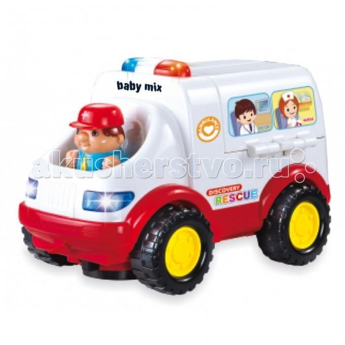 Машины Baby Mix