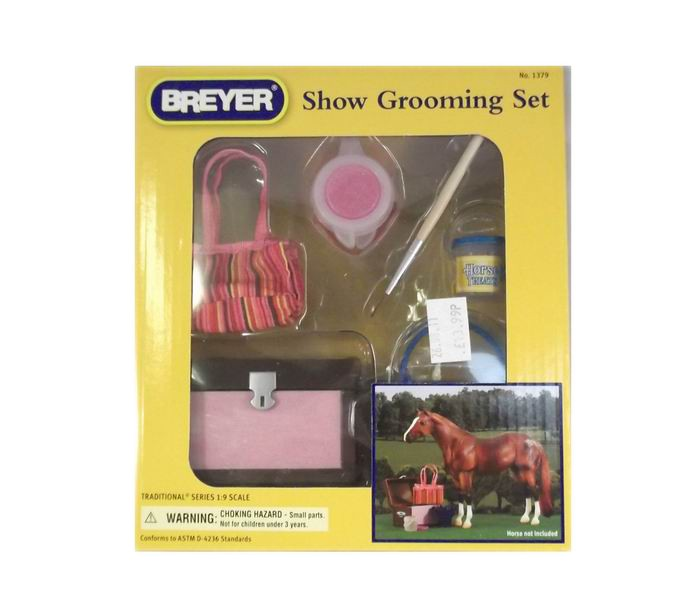 Breyer Набор для ухода за лошадью и создания образа