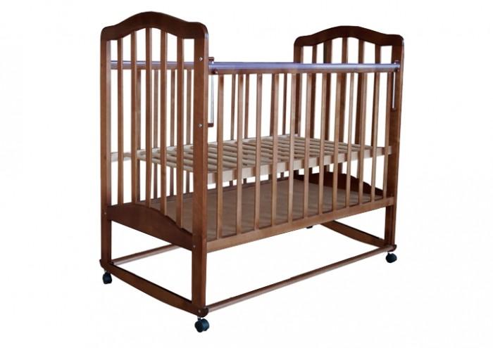 Детская кроватка Лаура 6 качалка без ящика