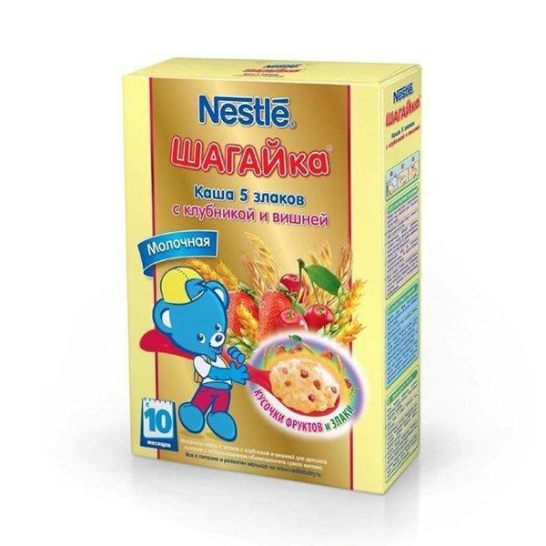 Nestle ���� ������� 5 ������ � ��������� � ������ � 10 ���. 200 �