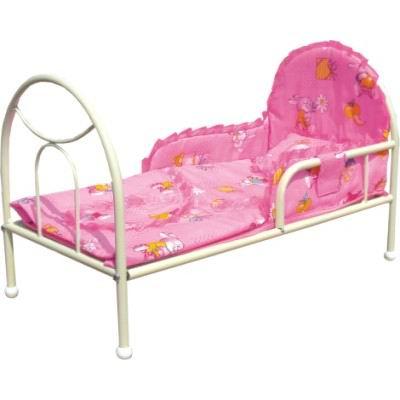 Игрушечные кроватки Фея Люкс КР-100