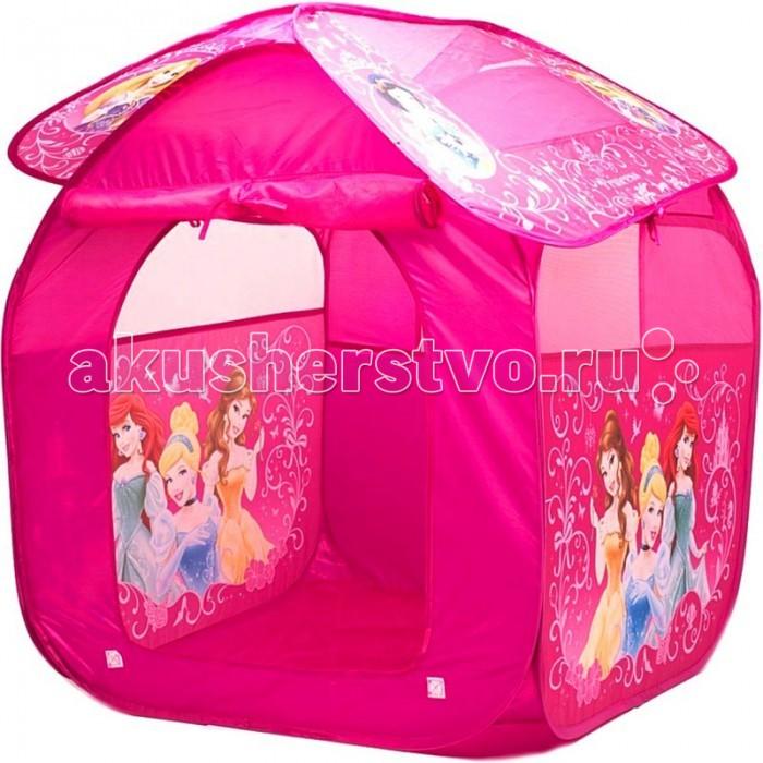 Играем вместе Игровая палатка Принцессы (Disney) в сумке