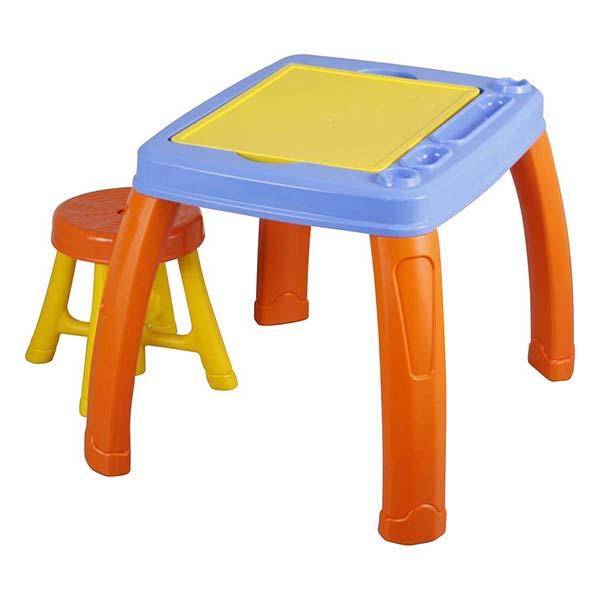 Пластиковая мебель Pilsan Набор мебели (стол+стул)