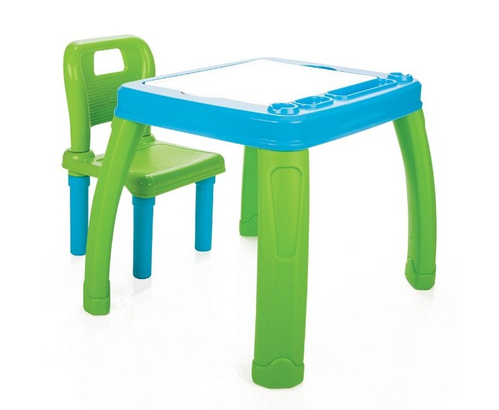 Пластиковая мебель Pilsan Набор Стол+Стул