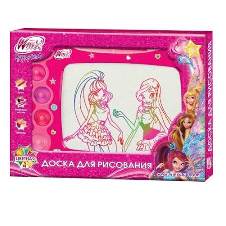 Играем вместе Доска для рисования WINX с печатями