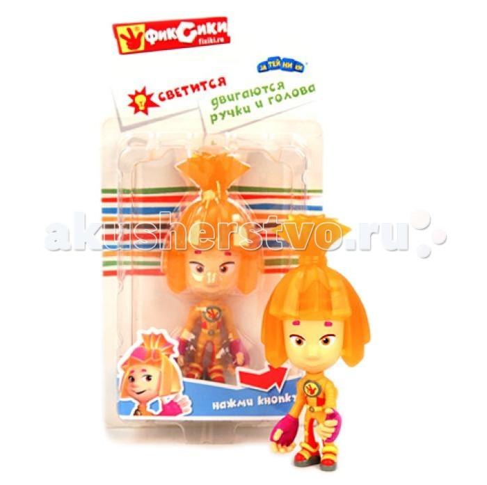 Фиксики Фигурки СимкаФигурки СимкаФиксики Фигурки Симка со светом, двигающимися ручками и головой ой - яркая игрушка, которая отлично подойдет для увлекательной игры детей от 3 лет. Модель изготовлена из высококачественного пластизоля, безопасного для ребенка.  Размеры: 12 х 6 х 22.3 см<br>
