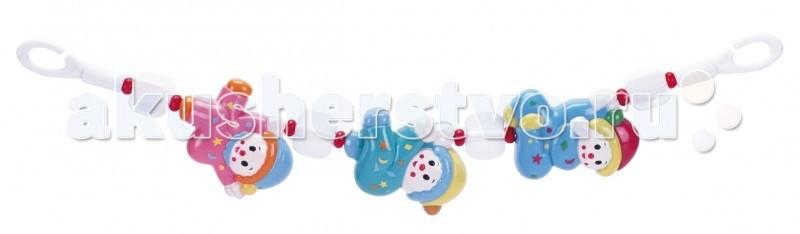 Дуги для колясок и автокресел Canpol Погремушка на коляску Малыши 2/602