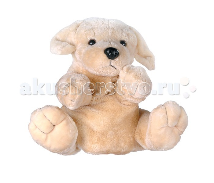 Gulliver Рукавичка-собака 27 смРукавичка-собака 27 смМягкая игрушка на руку Gulliver рукавичка-собака - это забавная игрушка на руку, которая создана для детей старше 3 лет.   Она изготовлена из качественных материалов, которые абсолютно безвредны для ребенка.  Милый щенок обязательно понравится вашему малышу, ведь с его помощью можно разыграть целое представление.  Игрушка способствует развитию воображения и тактильной чувствительности у детей.  Высота: 27 см<br>