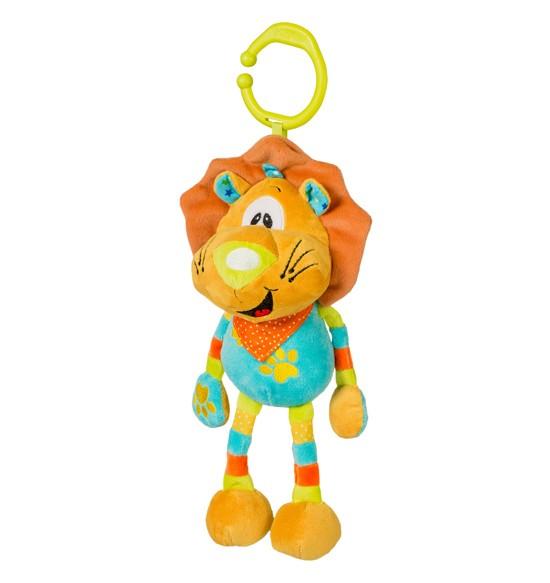 Подвесная игрушка BabyOno Игрушка подвеска Солнечный Львенок музыкальная