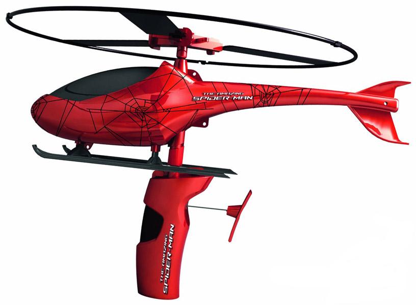 Вертолеты и самолеты IMC toys Marvel Вертолет Spider-Man с пускателем