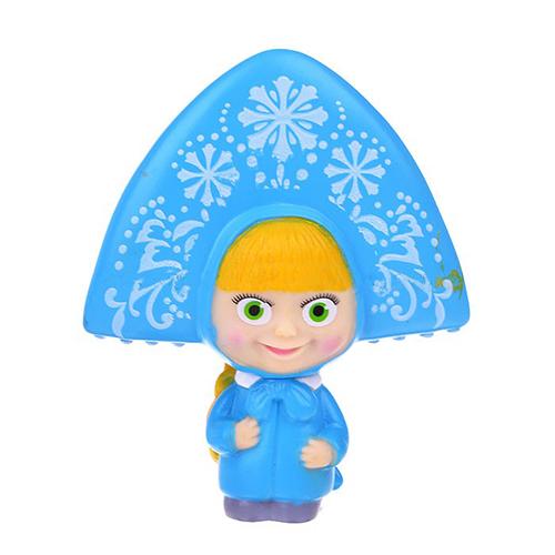 Играем вместе Игрушка для ванной Маша-снегурочкаИгрушка для ванной Маша-снегурочкаИгрушка для купания Играем вместе Маша-снегурочка непременно понравится вашему ребенку и превратит купание в веселую игру!   Игрушки выполнены из безопасного ПВХ.  Если сжать игрушки, раздастся веселый писк.  Оригинальный стиль и великолепное качество исполнения делают этот набор чудесным подарком к любому празднику, а жизнерадостные образы представят такой подарок в самом лучшем свете.<br>