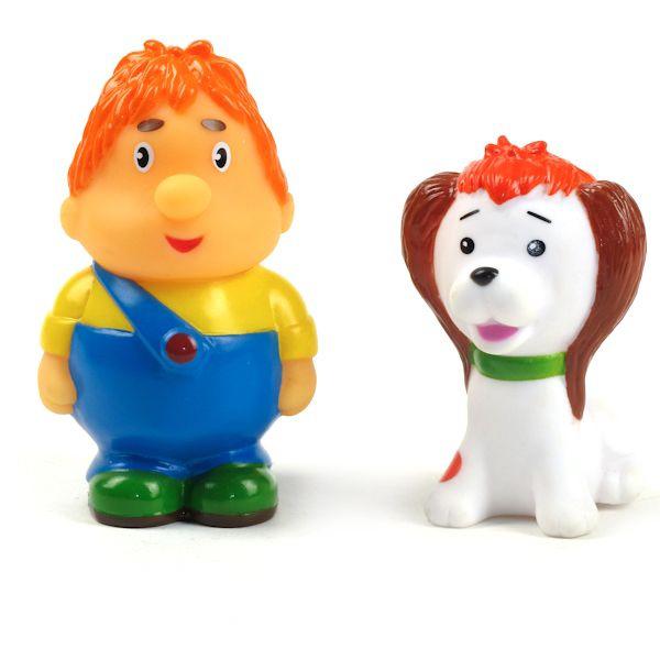 Играем вместе Набор для ванной Карлсон + щенок