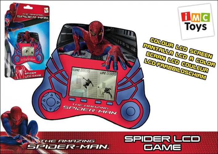 IMC toys Marvel Электронная игра с жк экраном Spider-man