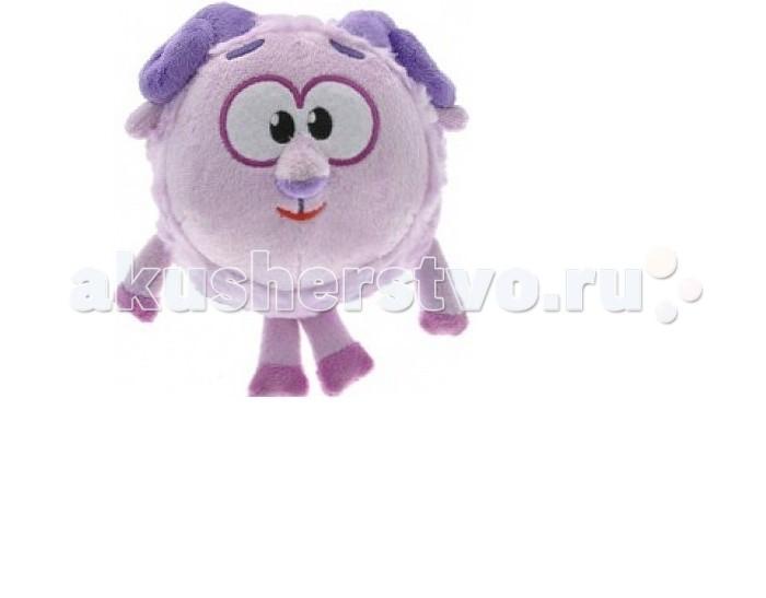 Мягкая игрушка Смешарики Бараш KXQ-TSM-05 12 смБараш KXQ-TSM-05 12 смМягкая игрушка Смешарики Бараш - великолепный выбор для Вашего малыша!   Состав: текстильные материалы, искусственный мех, в том числе с элементами из пластмассы, с комбинированной набивкой из полиэфирных волокон и пластмассовых гранул.  Игрушку нельзя подвергать химической чистке.  Высота: 12 см<br>