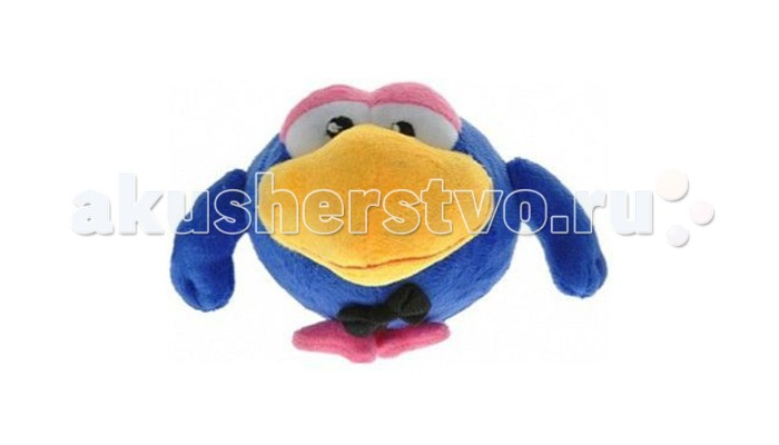 Мягкая игрушка Смешарики Кар-карыч K25206D1 10 см
