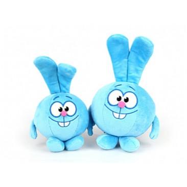Мягкая игрушка Смешарики Крош KXQ-TSM-02 12 смКрош KXQ-TSM-02 12 смМягкая игрушка Смешарики Крош - великолепный выбор для Вашего малыша!   Состав: текстильные материалы, искусственный мех, в том числе с элементами из пластмассы, с комбинированной набивкой из полиэфирных волокон и пластмассовых гранул.  Игрушку нельзя подвергать химической чистке.  Высота: 12 см<br>