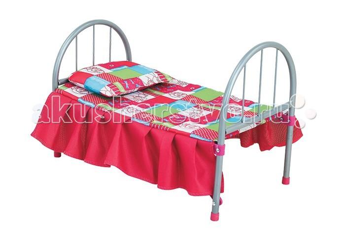 Кроватка для куклы Маша и Медведь GT7374