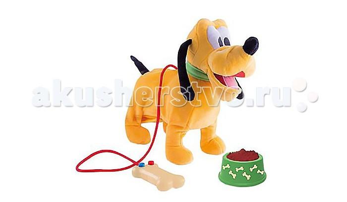 Интерактивная игрушка IMC toys Disney Собака Pluto 181243