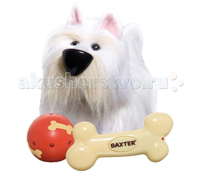 Интерактивная игрушка IMC toys Собака Baxter