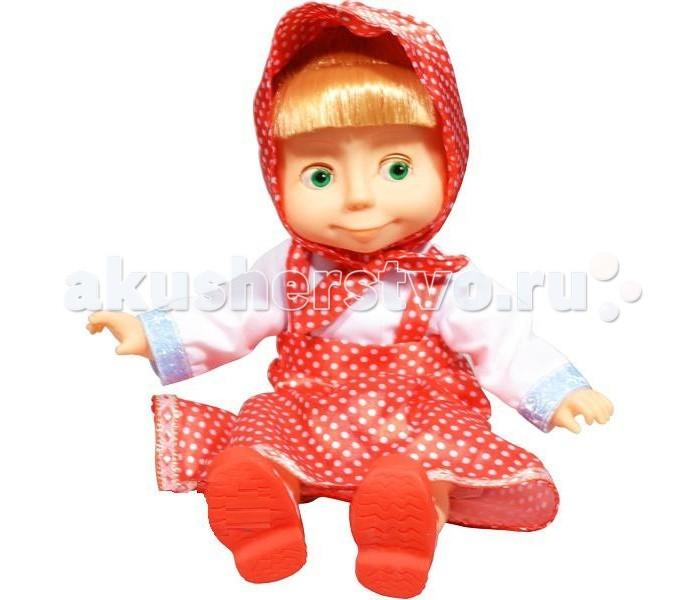 Интерактивная игрушка Маша и Медведь Маша-СказочницаМаша-СказочницаИнтерактивная игрушка Маша и Медведь Маша-Сказочница с пультом, с кукольным театром, с игрушками, увлечёт ребёнка на долгое время. Это не просто кукла, с ней можно весело проводить время, ею можно управлять пультом радиоуправления, с ней можно изучать стишки и песенки и просто играть.   Особенности: Маша-Сказочница расскажет стихи, загадает загадки, знает скороговорки, рассказывает сказки и поет песни.  С Машей можно учить стихи, алфавит, цвета.  Говорящая развивающая кукла на радиоуправлении работает в режиме стихи, песни, сказки и загадки, она помогает в развитии воображения, образного мышления, пространственного мышления, логического мышления, памяти, речи, музыкального слуха, творческих способностей.<br>