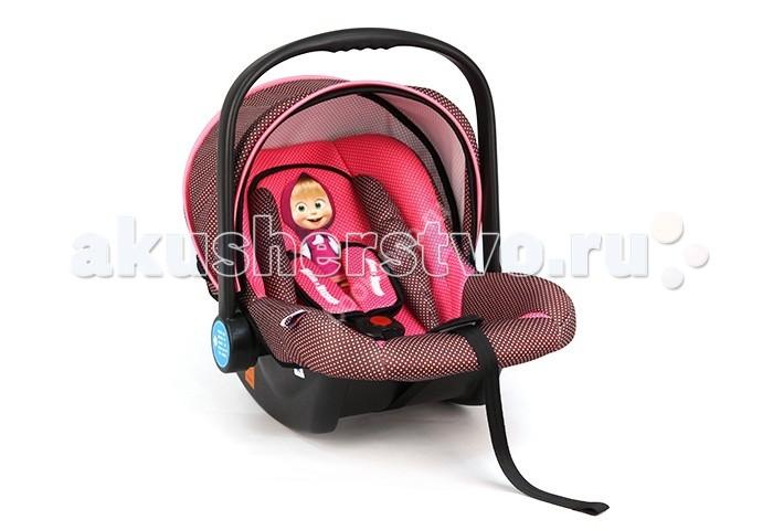 Автокресло Маша и Медведь RA0004-FRA0004-FАвтокресло Маша и Медведь RA0004-F - это современное детское автокресло, соответствующее всем требованиям безопасности.   Кресло легко крепится в автомобиле с помощью трехточечных ремней безопасности, которые регулируются по высоте, а так же имеют мягкие накладки.<br>