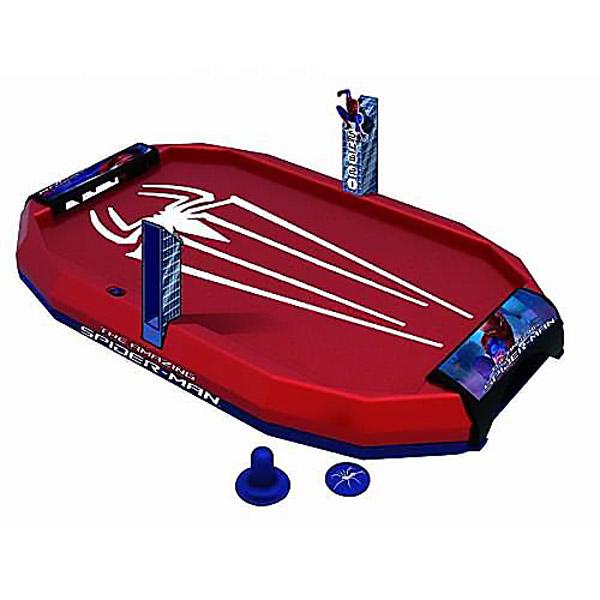 Настольная игра Аэрохоккей Spider-man IMC